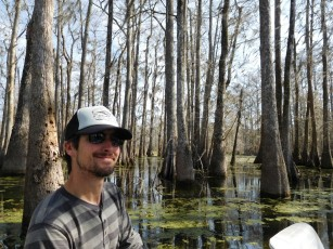 Bryan on the bayou. Actually it is Lake Martin.