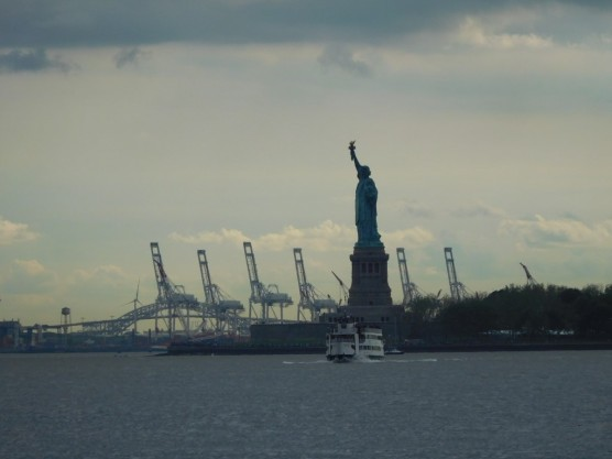 Views from our FREE ferry ride!