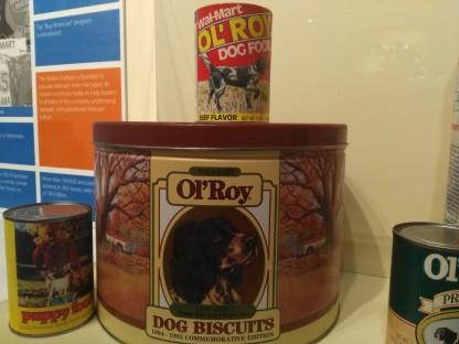 Ol' Roy was Sam's best hunting dog - so he named Walmart's dog food after him.
